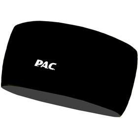 P.A.C. Ocean Upcycling Headband total black